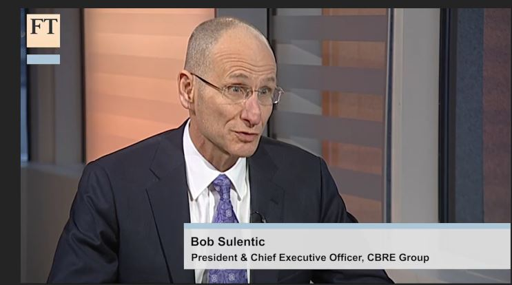 View from the Top Bob Sulentic Interview